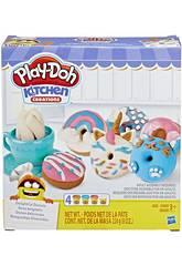 PlayDoh Plastiline Ciambelle deliziose Hasbro E3344EU4