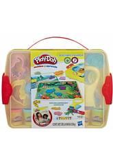 Playdoh Koffer Entdecken und Verstauen Hasbro E1955