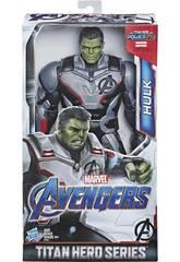 Avengers Figurine Titan Hero Deluxe Hulk Hasbro E3304