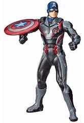 Avengers Figura Electttronica Capitán América Hasbro E3358