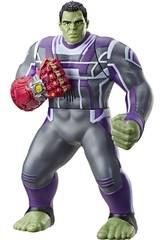 Avengers Figura Elettronica Hulk Pugno Potente Hasbro E3313