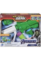Avengers Nerf Assembler Gear Hulk Monta e Lnaça Hasbro E3312