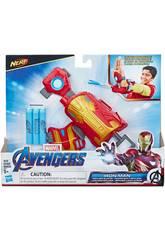 Avengers Nerf Lanzador Repulsor Iron Man Hasbro E4394