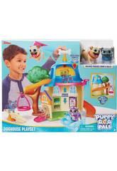 Bingo & Rolly Playset Doghouse con Figure 2 Figure Giochi Preziosi PUY01000