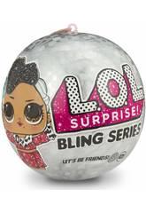 Lol Surprise Bling Serie Giochi Preziosi LLU40000