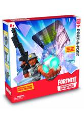 Fortnite Port-A-Fort con Figurine Infiltrator Giochi Preziosi FRT15000