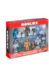 Roblox Multipack 6 Figure Giochi Preziosi RBL03000