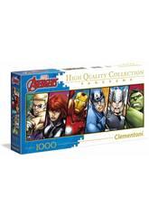 Puzzle Panorama 1000 Avengers
