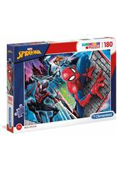 Marvel Spider-Man - 180 pezzi - Supercolor Puzzle Clementoni 29293