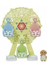 Sylvanian Families La Noria De Los Bebés Epoch Para Imaginar 5333