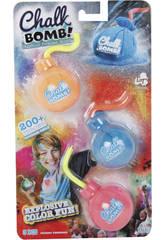 Bombas de Colores Pack 3 unidades