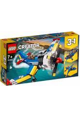 Lego Creator 3 em 1 Avião de Corridas 31094