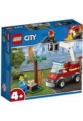 Lego City Incendie au Barbecue 60212