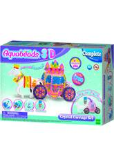 Aquabeads Set Carrozza con Cavallo In 3D Epoch Per Immaginare 31363