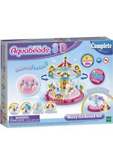 Aquabeads Set Giostra In 3D Epoch Para Imaginar 31364
