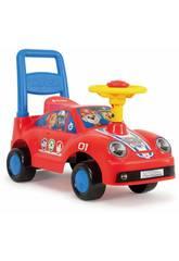 Andador Racing Car Patrulha Pata Injusa 1103