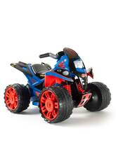 Quad The Beast Spiderman 12 v.Injusa 76160