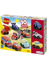 Set 7+3 Automobili Abrick Superpack Simba 32690
