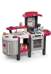 Küche Tefal Super Chef Deluxe Smoby 311304
