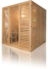 Sauna de Vapor Venetian - 2 Plazas Poolstar HL-VN03R