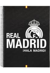 Bloc-Notes A4 Micro 120 feuilles Real Madrid Safta 511557064