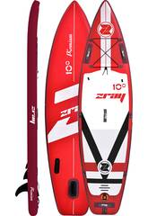 Planche de Padelsurf Gonflable Zray Fury 10 305x81 cm. Poolstar PB-ZF1