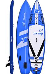 Planche de Padelsurf Gonflable Zray Fury 10'6 320x81 cm. Poolstar PB-ZF2