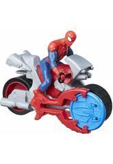 Spiderman Blast And Go Hasbro B9705