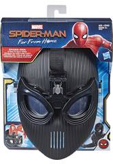 Máscara do Traje de Sigilo de Spiderman Hasbro E3563