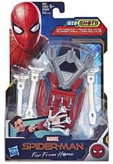 Spiderman Blaster Lancia Ragniatela Hasbro E3566