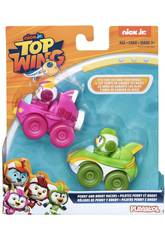 Top Wing Pack 2 Mini Veículos Hasbro E5282