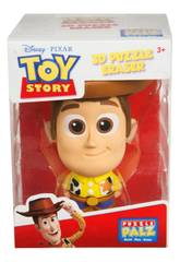 Toy Story Puzzle Palz Figurine Woody 9 cm. Valuvic DTS-6758-1