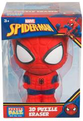 Marvel Puzzle Palz Figur Spiderman 9 cm. Valuvic SPE-6758