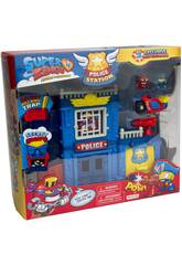 Superzings Estación de Policía Magic Box Toys PSZPP112IN00