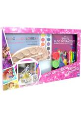 Pop App Color Princesas Disney Cife 41396