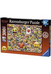Puzzle XXL Emoji 300 Peças Ravensburger 13240