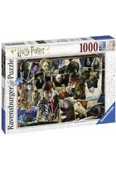 Puzzle Harry Potter vs Voldemort 1000 Pièces Ravensburger 15170
