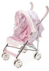 Puppenwagen Mit Haube Valentina Arias 40443