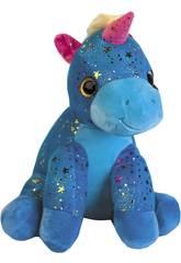 Peluche Unicornio 36 cm.