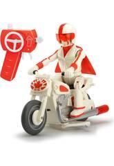 Radio Control 1:24 Toy Story 4 Moto Duke Caboom Simba 3154003 Teledirigido