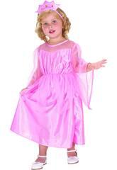 Déguisement Princesse Rose Bébé Taille M