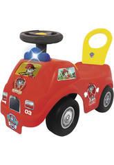 Porteur Camion De Pompiers Pat Patrouille Marshall