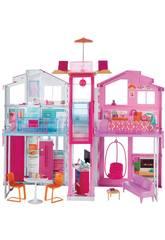 Barbie Supercasa Mattel DLY32