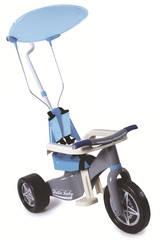 Tricycle Custom Bleu Complet 5 en 1
