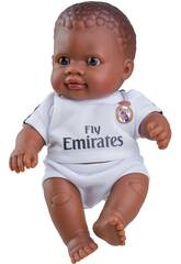 Muñeco 21 cm Peque Real Madrid Paola Reina 01892