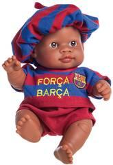 Poupée 21 cm Bébé Barça à choisir