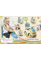 Nenuco Baby 5 en 1 Nuco Tour Cours-couloirs
