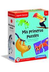 Puzzles Forma Di Animali Clementoni 55313
