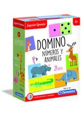 Dominó De Los Animales Clementoni 55314