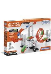 Action & Reaction Kit De Iniciação Clementoni 55340